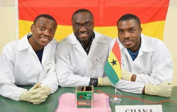 غانا تقتحم مجال الفضاء بإطلاق أول قمر اصطناعي