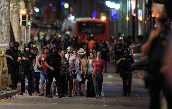 ارتفاع عدد ضحايا اعتداء برشلونة