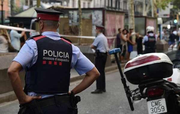 اعتقال شخص ثالث وقتل 5 آخرين في اعتداء برشلونة