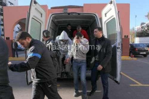 اعتقال متهمين بخيانة الأمانة ببني ملال