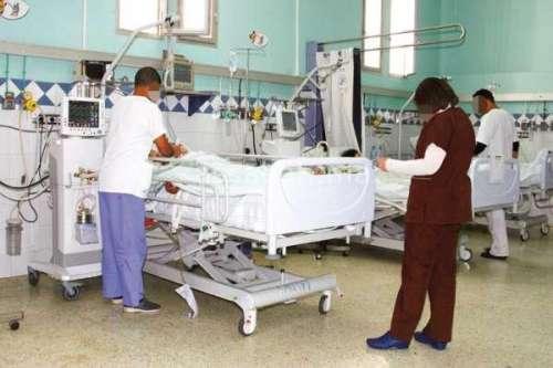 رجل مبتورة منسية بمستشفى بالصويرة