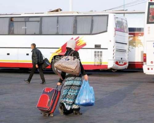 1300 حافلة لمواجهة العيد