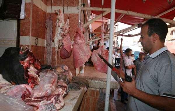 الذبيحة السرية...مافيا اللحوم الفاسدة