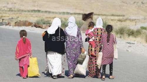 سبايا في فراش داعش: كودا وصديقتها باروين