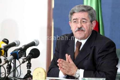 الوزير الأول الجزائري: نعاني صعوبات مالية جدية