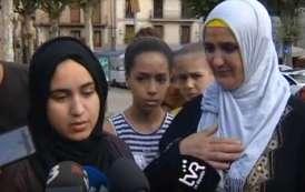 فيديو .. والدة أحد المغاربة منفذي هجوم برشلونة تناشده لتسليم نفسه