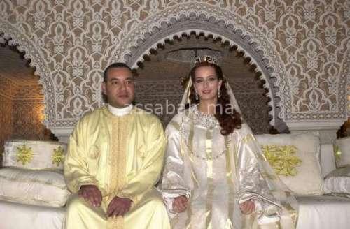 الملك يتزوج