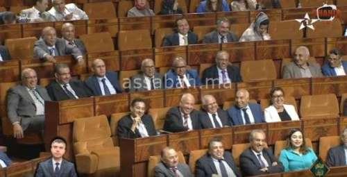 فيديو .. مشاداة بين البام والبيجيدي في مجلس النواب