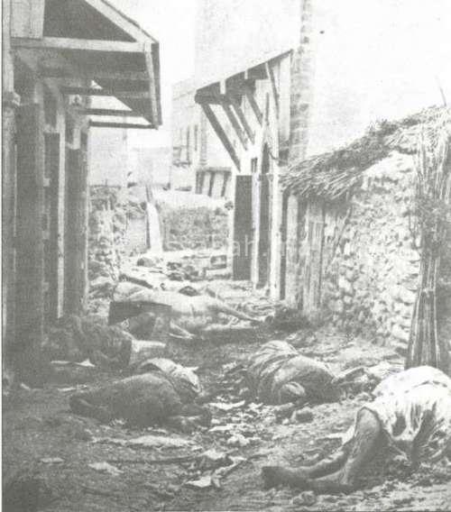 غشت 1907...النار والحديد بالبيضاء