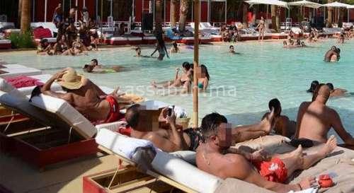 شواطئ اصطناعية لقهر حرارة مراكش