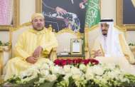 رسالة تهنئة من عاهل السعودية للملك