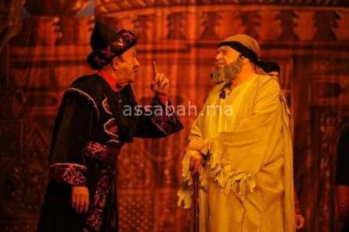 ميزانية مسرحية الفخرانيتبعدها عن المغرب