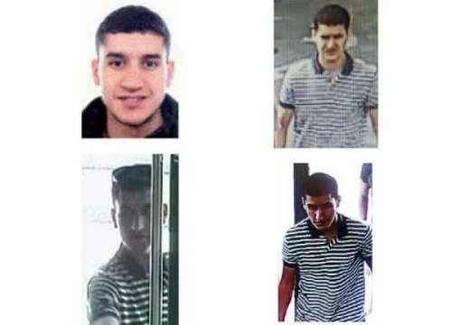 الشرطة الإسبانية تقتل المغربي سائق سيارة برشلونة
