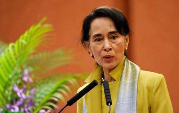 زعيمة ميانمار تعد بعودة الروهينغا الهاربين من القتل
