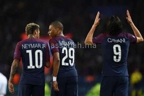 فيديو .. باريس يكتسح بايرن ميونيخ في دوري الأبطال