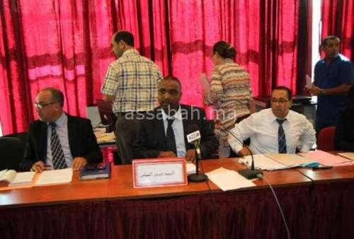 رئيس بلدية المحمدية أمام قاضي التحقيق