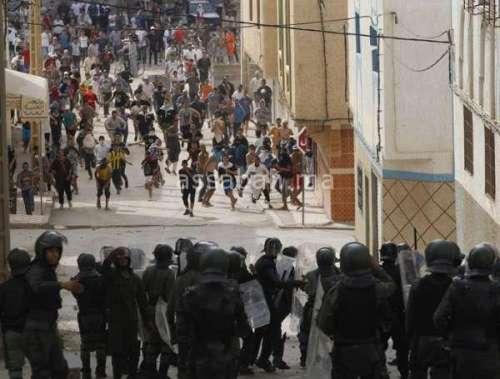 الحبس لمعتقلي 13 غشت بإمزورن