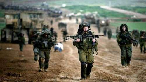 جيش إسرائيل يتوغل داخل غزة