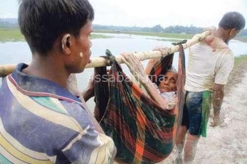 إبادة في ميانمار...!
