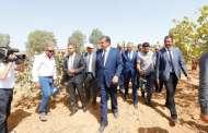 مشاريع المغرب الأخضر تستنفر أخنوش