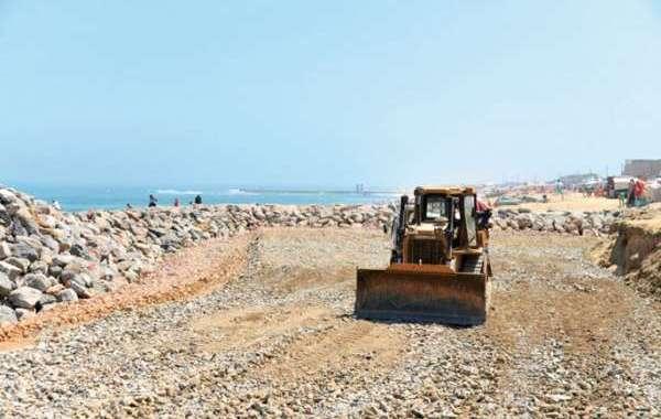 طريق ميناء البيضاء... سرعة السلحفاة