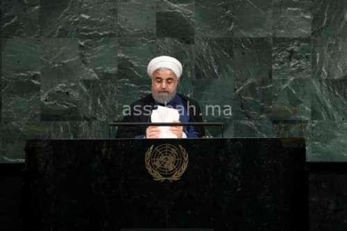 فيديو .. خطاب الرئيس الإيراني بالجمعية العامة بالأمم المتحدة