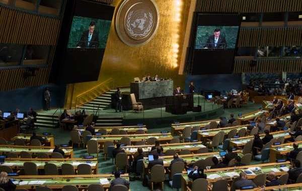 الأمم المتحدة تشدد الخناق على السعودية باليمن