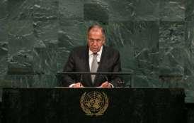 فيديو .. كلمة وزير الخارجية الروسي بالأمم المتحدة