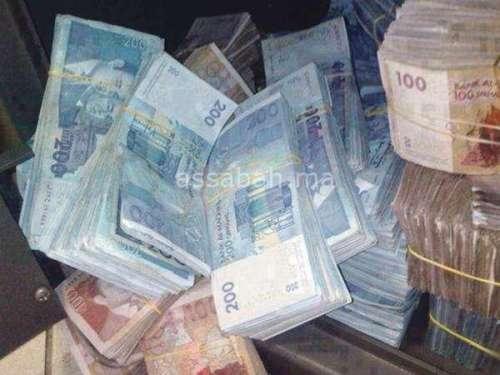 البحث عن لصوص سرقوا 30 مليونا