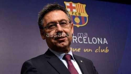 رئيس برشلونة يصدم جماهيره