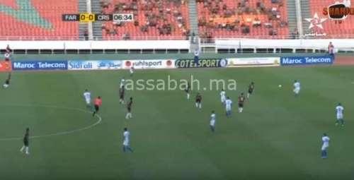 فيديو .. الجيش يفوز على النادي السالمي في كأس العرش