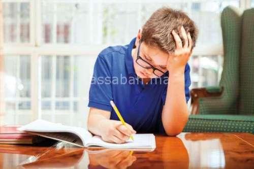 احذروا الضغط على الأبناء للدراسة