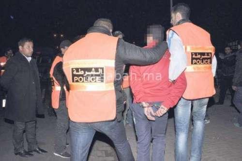 اعتقال طالب بحوزته كيلوغرامات من الشيرا