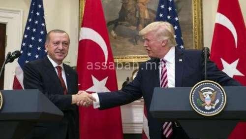توتر جديد بين تركيا وأمريكا