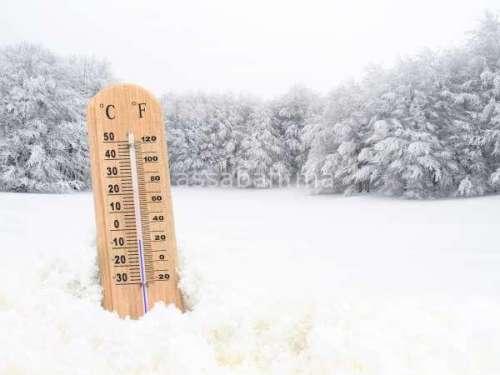 مناطق معنية بقوة بالتساقطات الثلجية وانخفاض درجات الحرارة