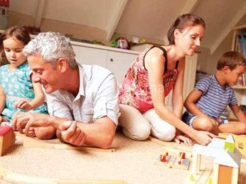 تربية الأطفال مسؤولية الزوجين