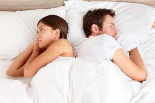 الانفصال العاطفي يدمر العلاقة الزوجية
