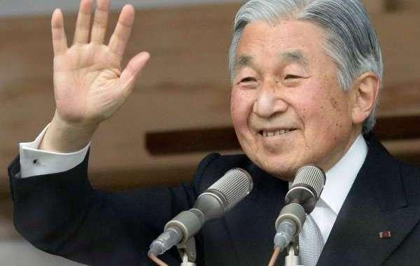 إمبراطور اليابان يتنحى عن العرش بسبب كبر سنه