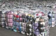 إحباط تهريب 7600 كيلوغرام من الملابس المستعملة بأكادير