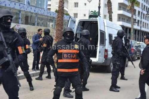 اعتقال إرهابيين جدد لهم علاقة بخلية فاس