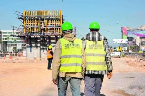 تأديب 50 مهندسا معماريا