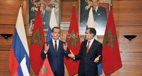 ميدفيديف: روسيا تحتاج للمغرب
