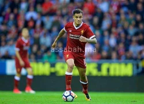 ليفربول لن يسمح لكوتينيو بالرحيل في يناير