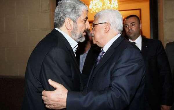 فتح وحماس يوقعان المصالحة الفلسطينية