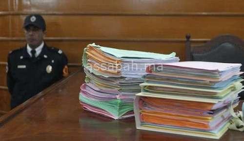 محاكمة موظفين بالعمران بمراكش