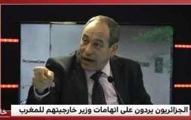 فيديو .. جزائريون غاضبون من نظام بوتفليقة بسبب المغرب