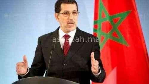 العثماني يستقبل المبعوث الأممي للصحراء