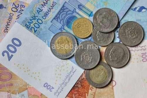 الدرهم يرتفع أمام الدولار ويتراجع أمام الأورو