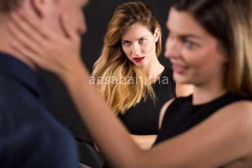 القبلة ضمن أدلة الخيانة الزوجية