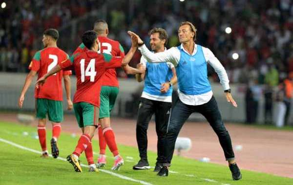 رونار: المغاربة فخورون بمنتخبهم